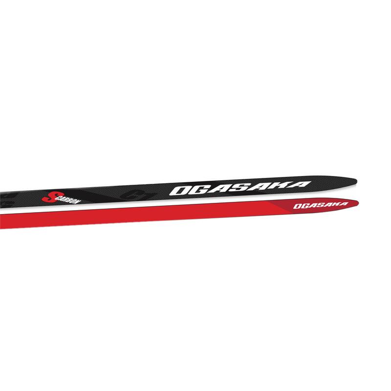 Ogasaka racing ski C1 RED