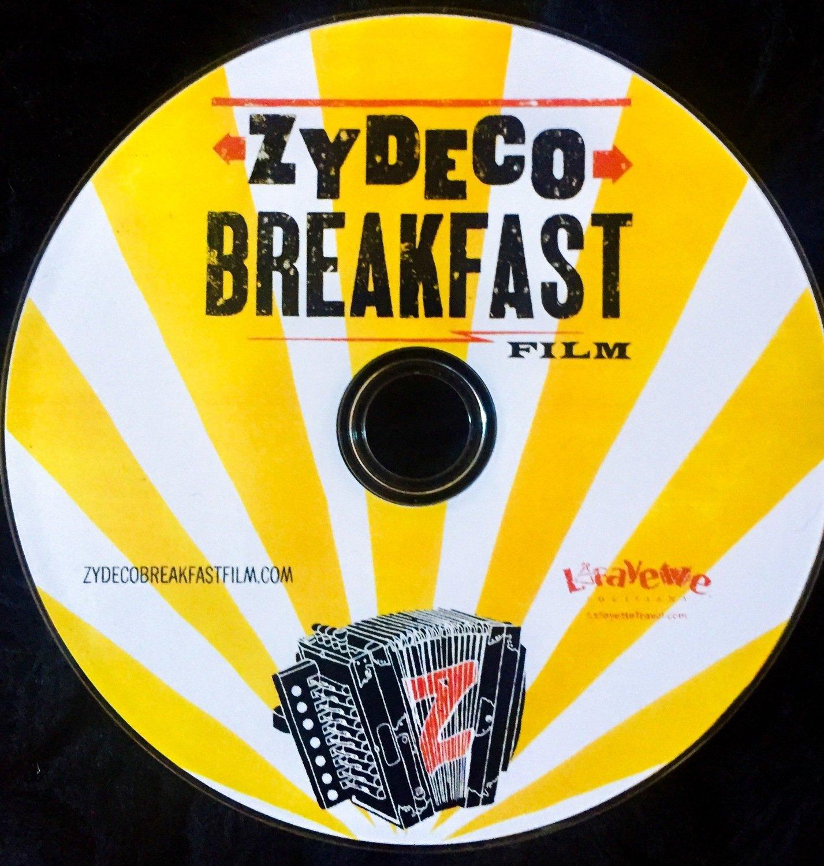 Zydeco Breakfast DVD