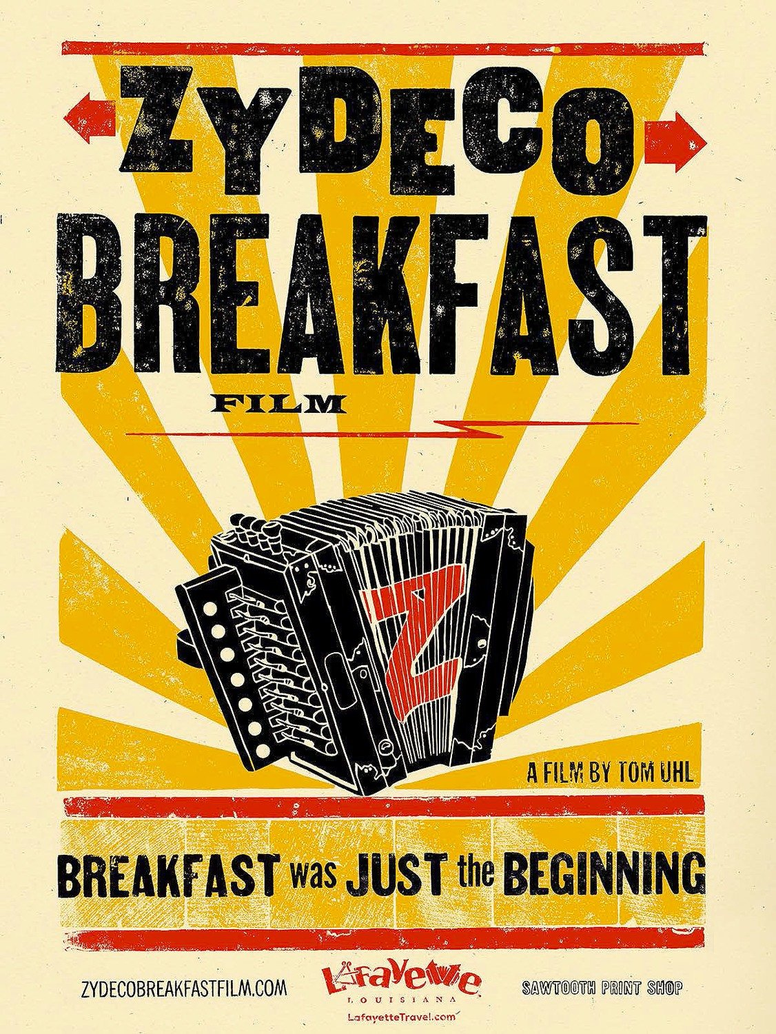 Zydeco Breakfast Film Poster