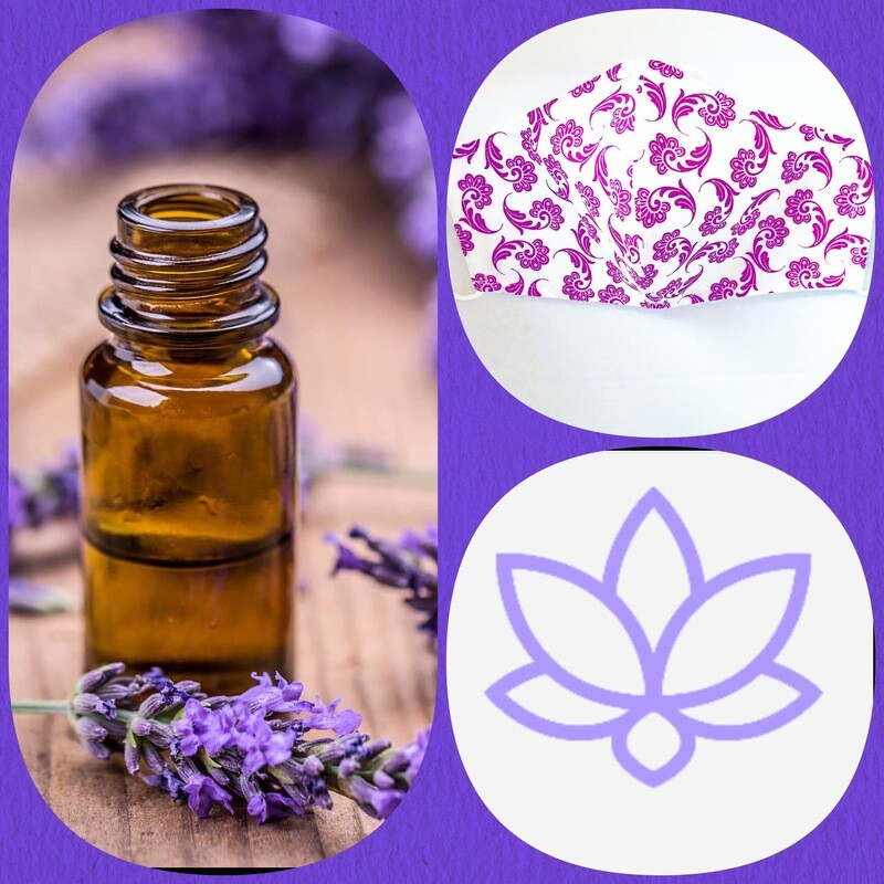 Essential Oils and Face Mask Kt
