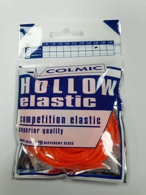 Hollow elastiek Orange 3,0 mm