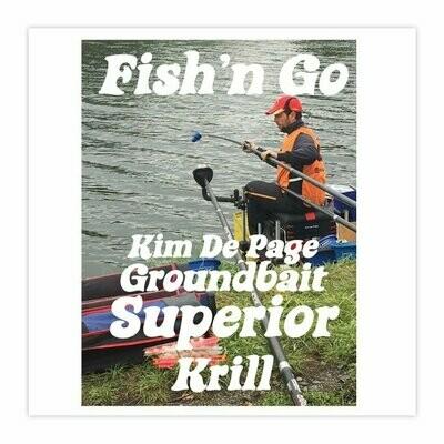 Groundbait Superior Krill 800 Gr.
