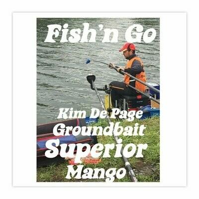 Groundbait Superior Mango 800 Gr.