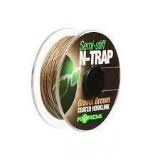N-Trap Semi Stiff Weedy Green