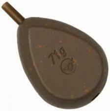 Flat Pear Inline 2 oz / 56 gr.
