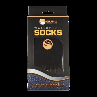 Guru Black Waterproof Socks