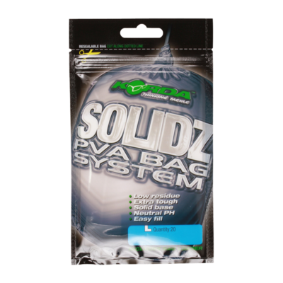 Solidz PVA Bags - Large