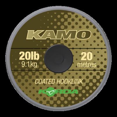 Kamo coated Hooklink 20lb