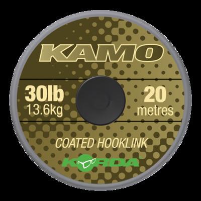 Kamo coated Hooklink 30lb