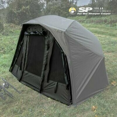 SP PRO BROLLY SYSTEM (INCLUDING STORM POLES, GROUNDSHEET AND INFILL PANEL)