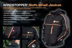 GURU HH WINDTOPPER Soft - Shell