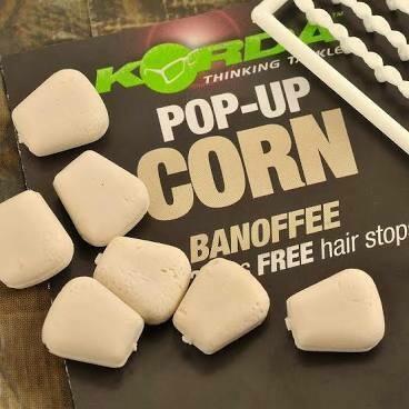Pop-up Corn Banoffee White