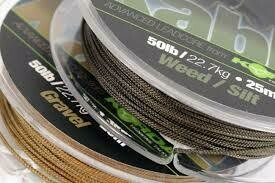 Kable Leadcore Weed / Silt 25 m.