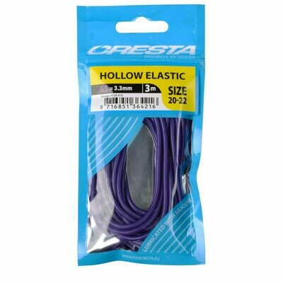 HOLLOW ELASTIC 3,3 en 3,5 mm