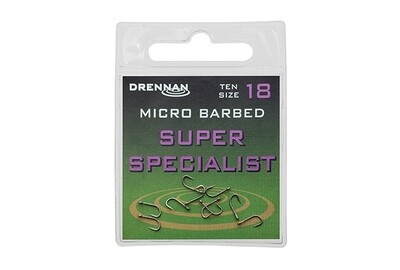 Super Specialist- Micro Barbed Eyed