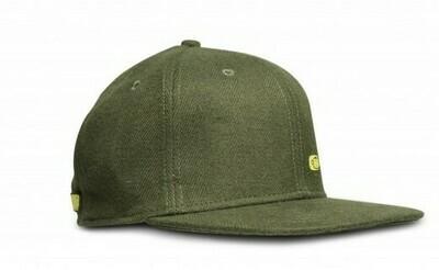 APEAREL DROPBACK SNAPBLACK CAP GREEN
