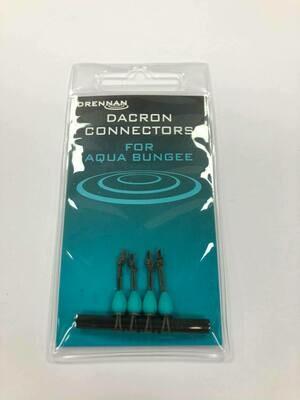 Dacron Connector  AQUA 4 - 6