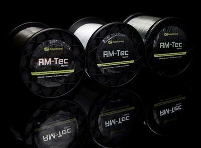 RM TEC MONO 15 LB/0.42 MM GREEN 1200 METER
