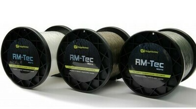RM TEC MONO 15 LB/0.38 MM BROWN 1200 METER