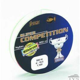 NYLON SUPER COMPETITION SPOEL 300M 0,186