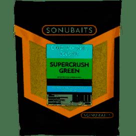 FIBRE PASTE   SUPERCRUSH GREEN