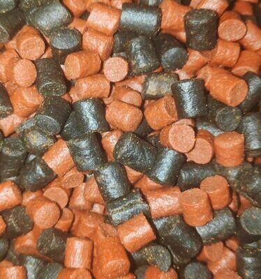 Mixed Halibut pellets 6mm 5kg