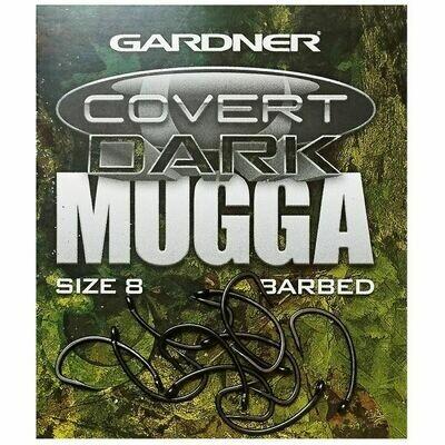 COVERT DARK MUGGA HOOKS BARBED