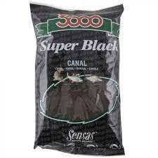 3000 SUPER BLACK CANAL (KANAAL) 1KG