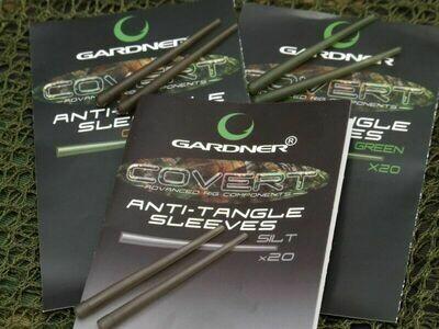 COVERT ANTI-TANGLE SLEEVES C-THRU GREEN