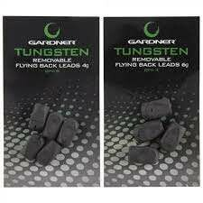 TUNGSTEN REMOVABLE FLYING BACKLEADS 6g