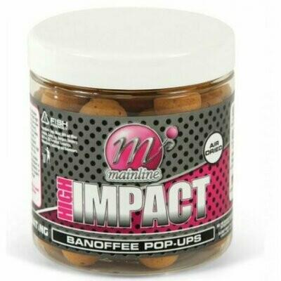 High Impact Pop-up Banoffee, 16mm