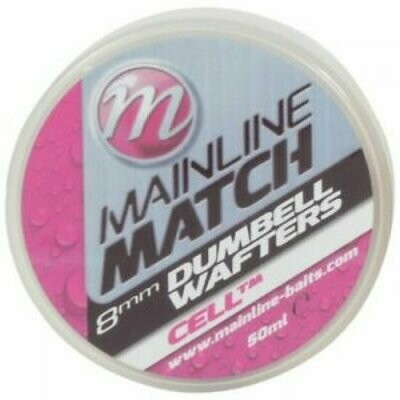 Match Wafters 8mm - White -CellTM **