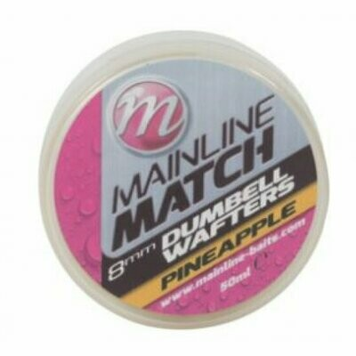 Match Wafters 8mm - Yellow - Pineapple **
