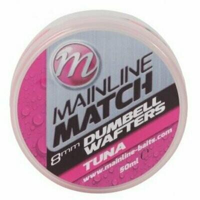 Match Wafters 8mm - Pink - Tuna **
