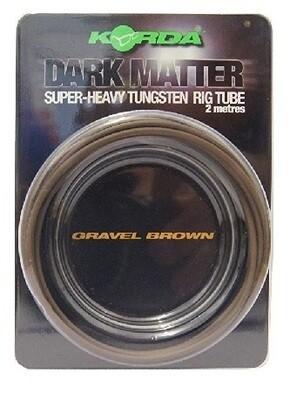 Dark Matter Tungsten Tubing Gravel