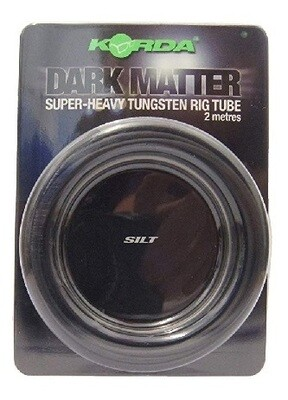 Dark Matter Tungsten Tubing Silt