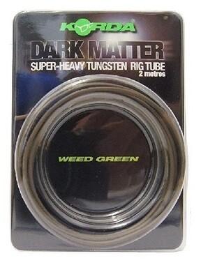 Dark Matter Tungsten Tubing Weed