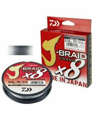 J-braid grand x8E gray-light 135M