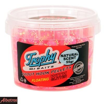 Trophy pellets natural scent roos
