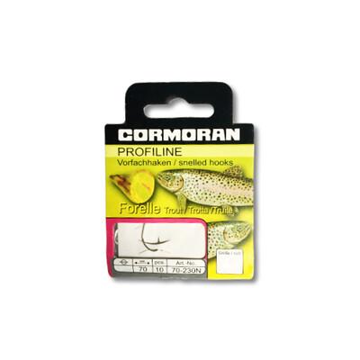 Cormoran profiline onderlijnen forel 70cm