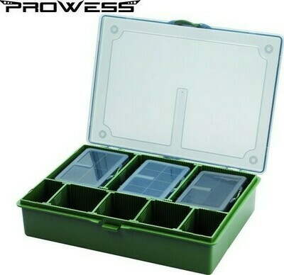 Prowess set rangement 1mm box + 6 boxes