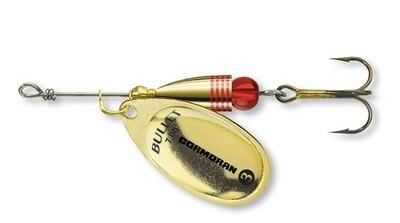 Bullet spinner Gold