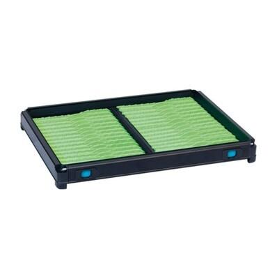 Casier etanche 36mm + 28 plioirs evo vert