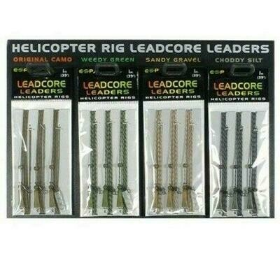 Helicopter rigs