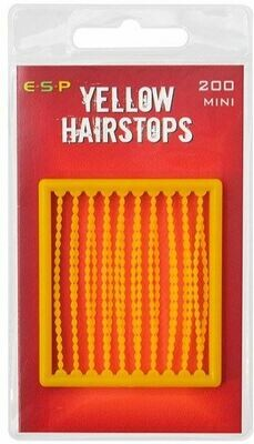 Yellow hairstops