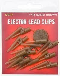 Ejector lead clips