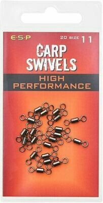 Carp swivels