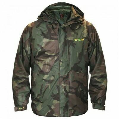 Stash camo jacket