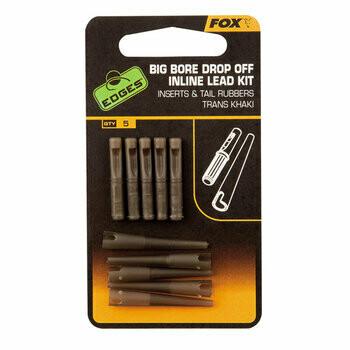 Big bore drop off inline lead kit