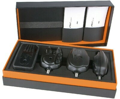 Fox Micron RX+ 3-Rod Presentation Set